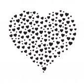 O coração — Vetorial Stock