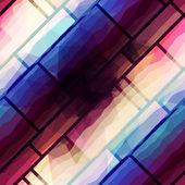Motivo geometrico astratto. — Vettoriale Stock