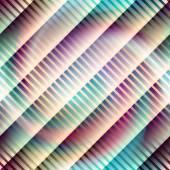 Diagonal strikes pattern on spiral background. — Cтоковый вектор