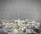 Notas de euro 20 — Fotografia Stock
