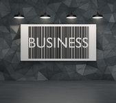Business qr code — Stock Photo