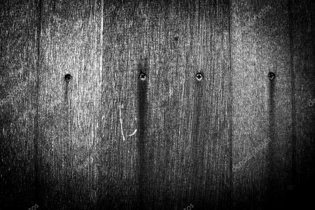 木材纹理自然材料与黑色复古色调