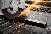 Máquinas para corte de metales — Foto de Stock