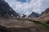 Mountain snow glacier  — Stock fotografie