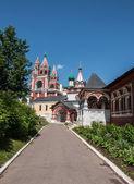 Church monastery religion — Stock Photo