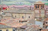 Spanish town Molina de Aragon — Stock Photo