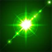 Sun space background — Stok Vektör