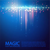 Abstract magic background — Stock Vector