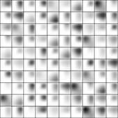 Mosaic square cells grid — Stock Vector