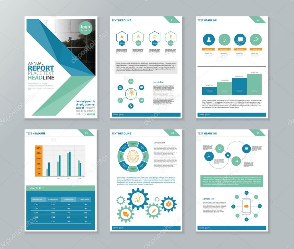 Doc880660 Annual Report Brochure Forrst 98 More Docs – Sample Annual Report of a Company