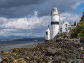 Cloch Point Lighthouse — Stock Photo