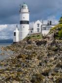 Cloch Lighthouse near Gourock, Scotland — Stock Photo