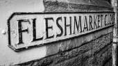 Fleshmarket Close — Photo