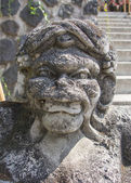Balinese statue close up — Stock Photo
