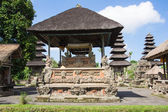 Temple structures Taman Ayun, Bali — Stock Photo