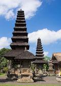 L'ayun temple taman sur l'île de bali — Photo