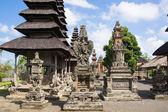 Temple structures Taman Ayun — Stockfoto