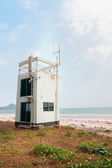 Lifesaver tower — Stock fotografie