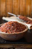 Brown rice — Stock Photo