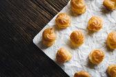 Cream Puffs — Stock Photo