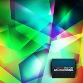 Geometric graphics background structure — Vetor de Stock