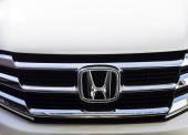 Honda logo — Photo