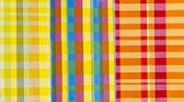 Colorful cloths textile  — Stock Photo