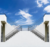 Stair step up, conceptual design — Stock Photo