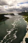Niagarské vodopády — Stock fotografie