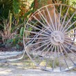 Old mexican farm plow — Stock Photo #52832903