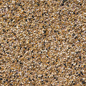 Tiny pebbles background — Stock Photo