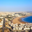 Panorama of Agadir, Morocco — Stock Photo #52858289