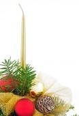 Guirnalda de navidad — Foto de Stock