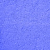 Blue rough wall — Stock Photo