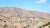 Atlas Mountains landscape, Morocco — Stock Photo