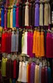 Colorful moroccan souvenirs — Stock Photo