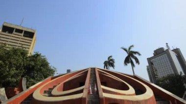 Jantar Mantar observatory — Stock Video