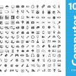 Big set of Coputer icons — Stockvektor  #62970019