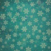 Grunge winter background — Stock Photo