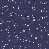 Naadloze sterren patroon — Stockvector