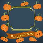 Illustration for the celebration of Halloween — Stock Vector