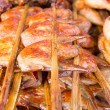 Grilled chicken wings ( thai style ) — Stock Photo #56691221