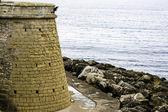 Gallipoli Sea — Stock Photo