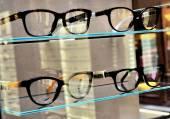 Sale of eyeglass frames  — Foto de Stock
