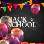 Back to school. educational illustration — Stock Vector #57147033