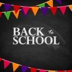 Back to school. educational illustration — Stock Vector #57147147