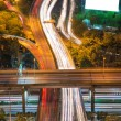 Close up Elevated highway in Bangkok cityscape — Stock Photo #52780601