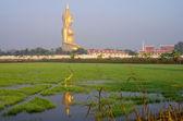 The Big Buddha at Wat Muang Temple, Angthong, Thailand — Stock Photo