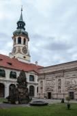 Loreta Prague — Stock Photo