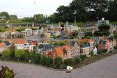 Miniature city Madurodam, The Hague, Netherlands — Stock Photo